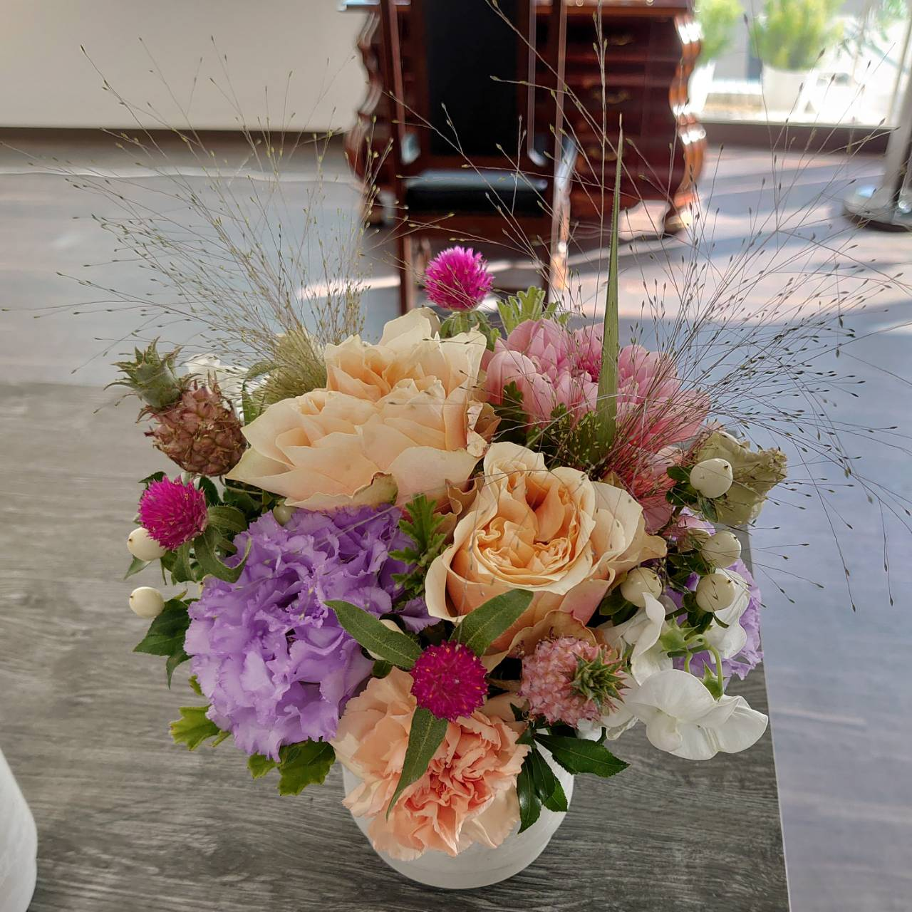 福山でお花のプレゼント